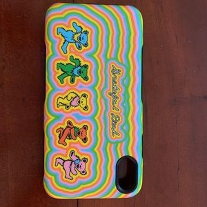 Casely Grateful Dead case for iPhone X Max